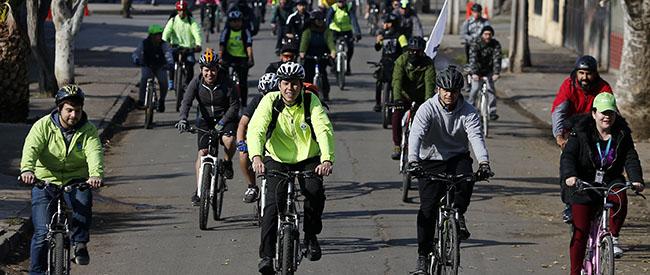 Dia Mundial de la Bicicleta.