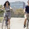 Loretto Bernal y Andrés Feddersen: una pareja de youtubers que ama los paseos en bicicleta