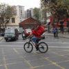 Ganar lucas pedaleando: Así es trabajar en las aplicaciones de delivery