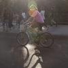 Peter Murphy Lewis: del campo gringo a las calles de Santiago en La bicicleta verde
