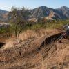 Nuevos senderos para ciclistas en el cerro San Cristóbal